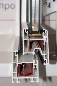 Пластиковые окна KBE 58 мм в Курске.Оконная компания ГОРОД г.Курск ул.Щепкина, д.22, офис 222 тел.+7(4712)310-986