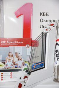 Пластиковые окна KBE 70 мм в Курске.Оконная компания ГОРОД г.Курск ул.Щепкина, д.22, офис 222 тел.+7(4712)310-986