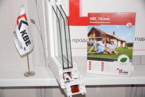 Пластиковые окна KBE 76 мм в Курске.Оконная компания ГОРОД г.Курск ул.Щепкина, д.22, офис 222 тел.+7(4712)310-986