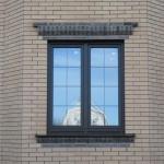 Ламинированные окна.Фактура под дерево. Компания ГОРОД