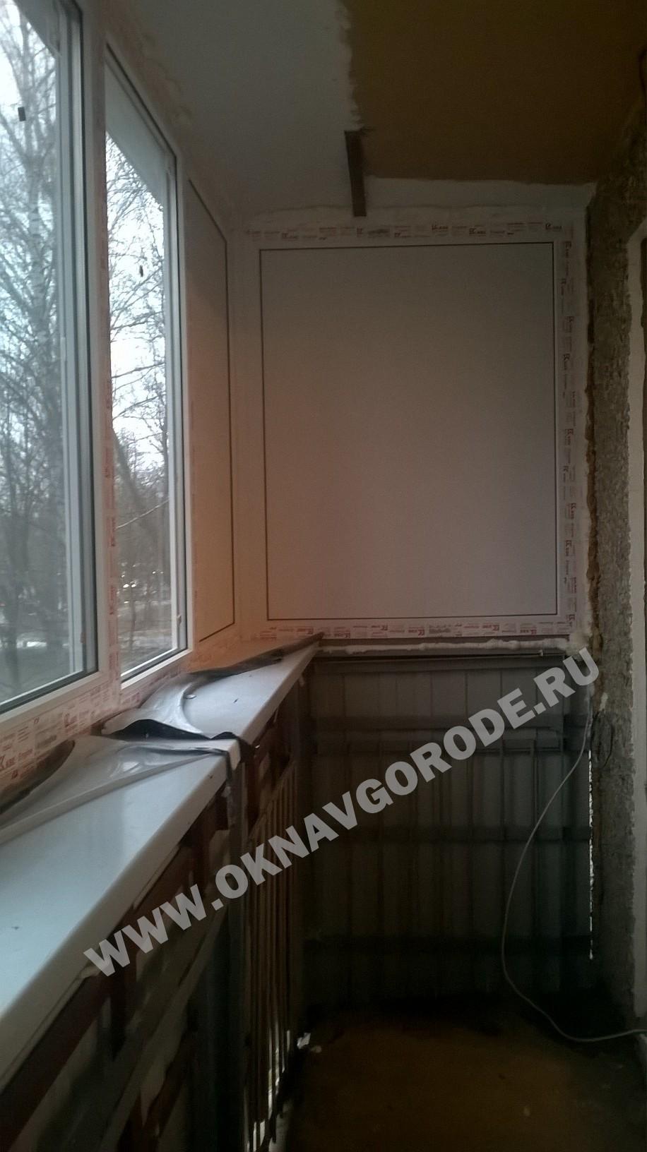 Балконы в Курске и Курчатове по доступным ценам