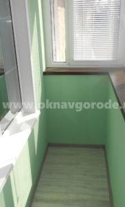 Балконы в Курске. Отделка балконов www.oknavgorode.ru