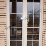 Двери на веранду в частном доме