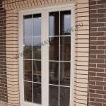 Двери на веранду в частном доме.Купить в Курске