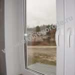 Окна ПВХ с подоконником Меллер горная лиственница