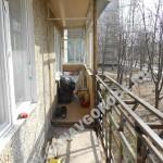 Остекление балконов. Сварочные работы