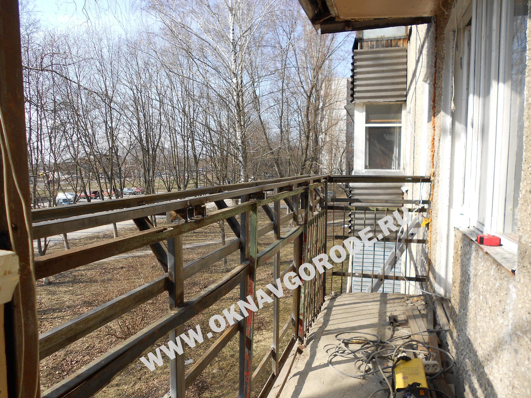 Остекление балконов.Доступные цены