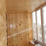 Остекление и отделка балкнов в Курске11