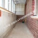 Остекление и отделка балкнов в Курске1