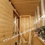 Остекление и отделка балкнов в Курске3