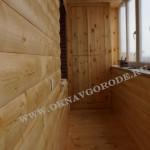 Остекление и отделка балкнов в Курске7