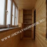 Остекление и отделка балкнов в Курске9