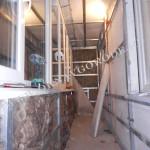 Остекление и отделка балконов и лоджий.Курск