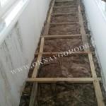 Остекление и отделка балконов и лоджий.Курск2