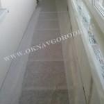 Остекление и отделка балконов и лоджий.Курск4
