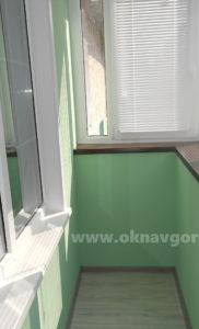 Остекление и отделка балконов в Курске www.oknavgorode.ru