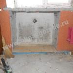 Пластиковые окна и ПВХ холодильник в кирпичном доме
