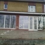 Пластиковые окна в Курске для веранды5
