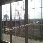 Пластиковые окна в Курске для веранды9