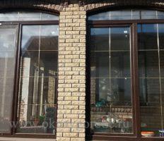 Пластиковые окна в Курске для веранды www.oknavgorode.ru