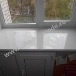 Пластиковые окна в Курске и ПРЕМИУМ подоконник для КУХНИ