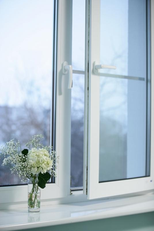Пластиковые окна классик