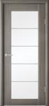 Сан Ремо 5 кедр серый белое стекло