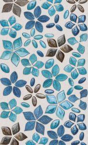 Голубые цветы 368