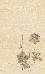 Орхидея серебристая_Цветущий мендаль 158