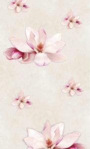 Розовый цветок 361