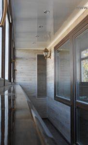 Остекление и отделка балконов в Курске