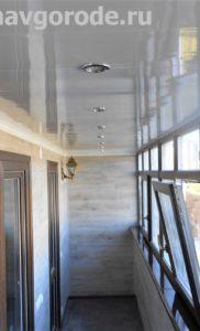 Отделка балконов в Курске под ключ
